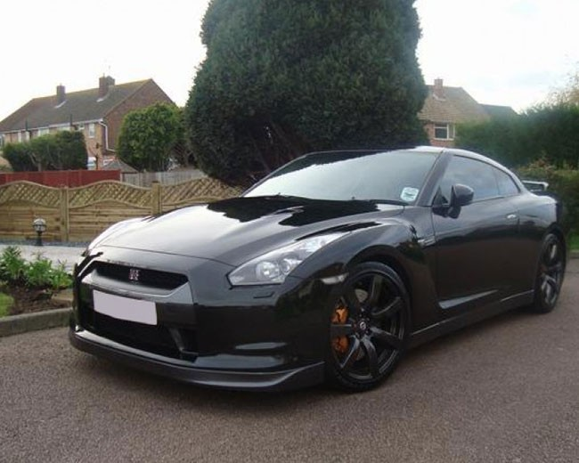 Nissan Gtr Self Drive Car Hire Limo Hire Herts